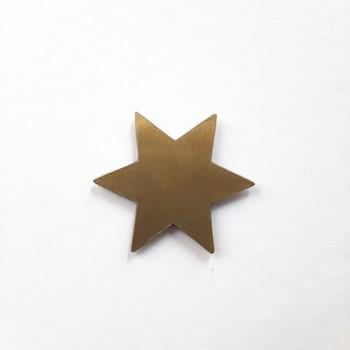 Bijou mural aimanté étoile
