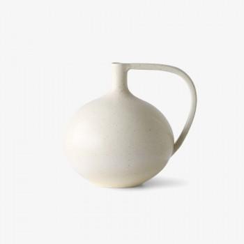 copy of Vase en verre coloris pêche